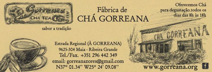 Fábrica de Chá Gorreana