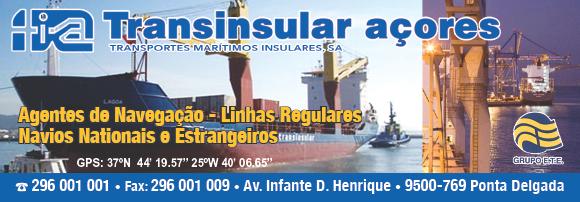 Transinsular Açores – Transportes Marítimos Insulares, SA