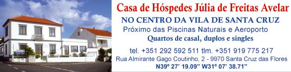 Casa de Hóspedes Júlia de Freitas Avelar