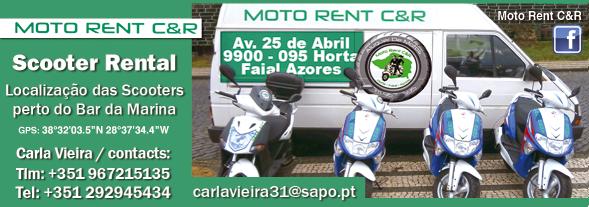 Moto Rent C&R Horta