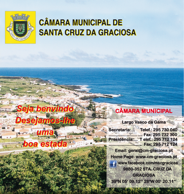 Câmara Municipal de Santa Cruz da Graciosa