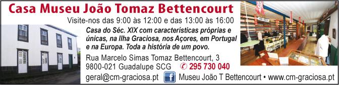 Casa Museu João Tomáz Bettencourt