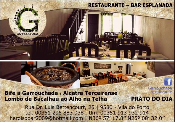 Restaurante Garrouchada