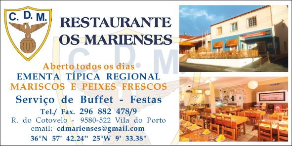 Restaurante Os Marienses