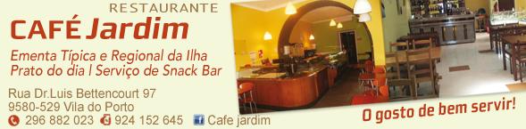 Restaurante Café Jardim