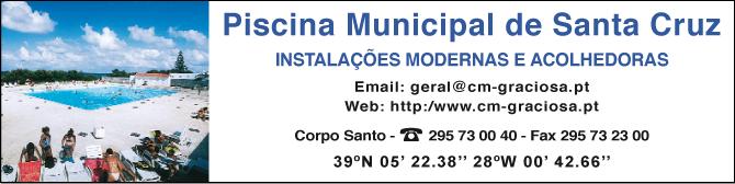 Piscina Municipal de Santa Cruz