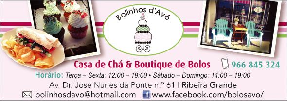 Casa de Chá & Boutique de Bolinhos D´Avó