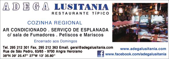 Restaurante Adega Lusitania