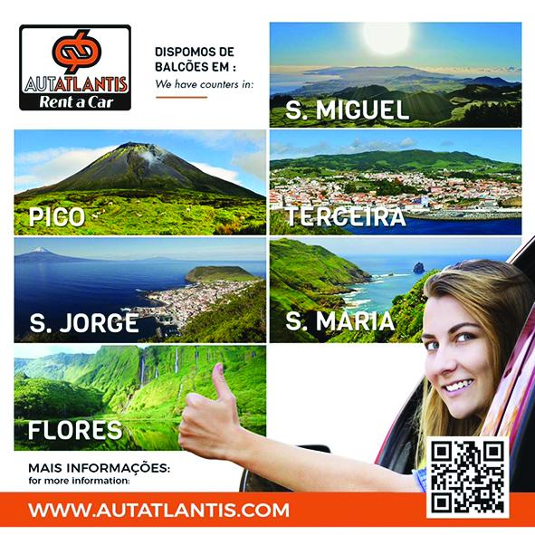 Autatlantis Rent-a-Car – São Miguel