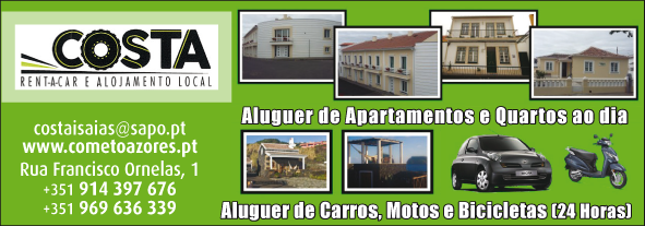 Costa Rent-A-Car e Alojamento Local