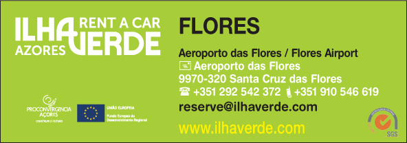 Ilha Verde Rent-a-Car (Flores)