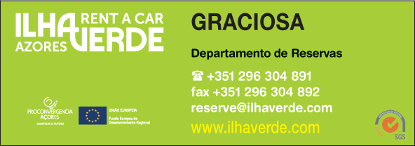 Ilha Verde Rent-a-car (Graciosa)