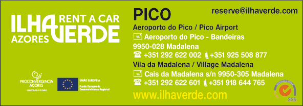 Ilha Verde Rent-a-Car (Pico)