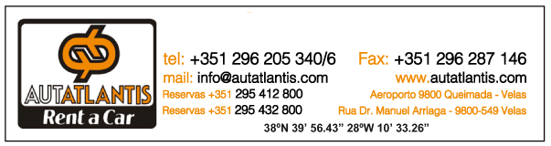 Atlantis Rent A Car Azores