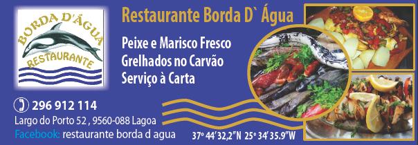 Restaurante Borda D´Água