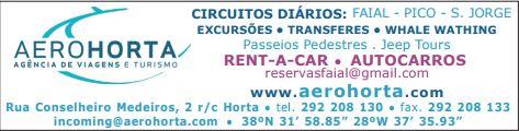 Aero-Horta Agência de Viagens e Turismo