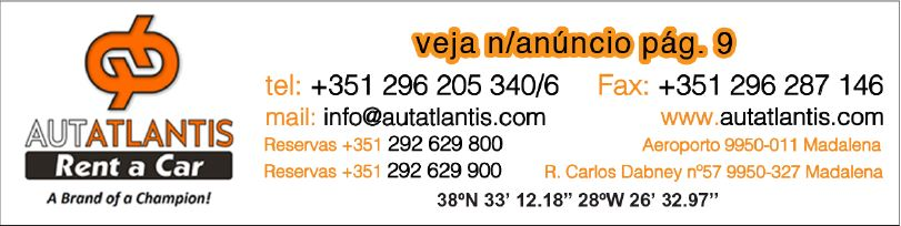 Autatlantis Rent-a-Car – Pico