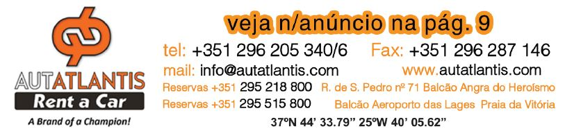 Autatlantis Rent a Car – Terceira