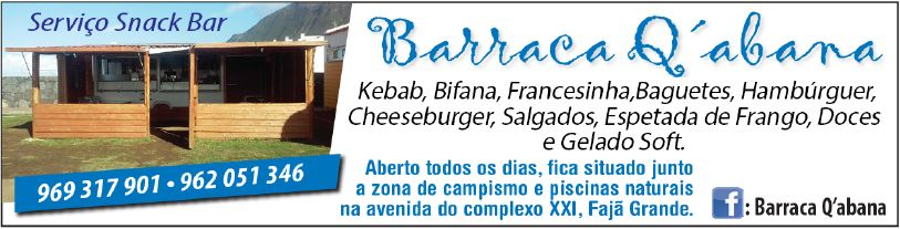 Snack Bar Barraca Q´Abana