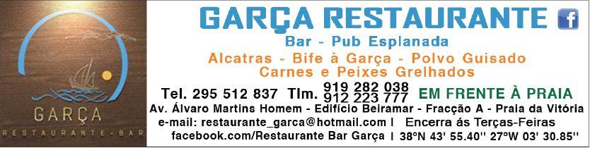 Restaurante Garça