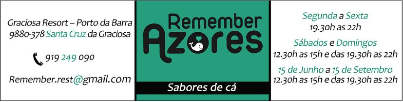Remember Azores