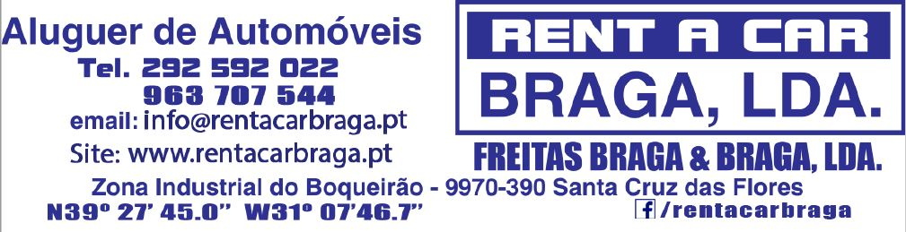 Rent-a-Car Freitas Braga & Braga, Lda