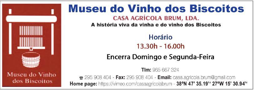 Museu do Vinho dos Biscoitos
