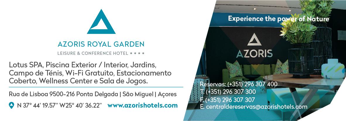 Azoris Royal Garden