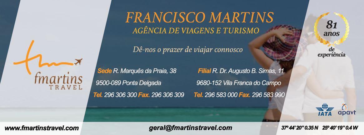 Agência de Viagens e Turismo Francisco Martins