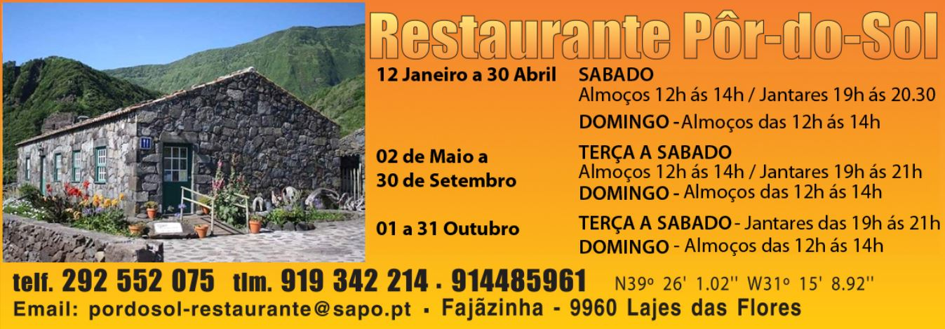 Restaurante Pôr do Sol