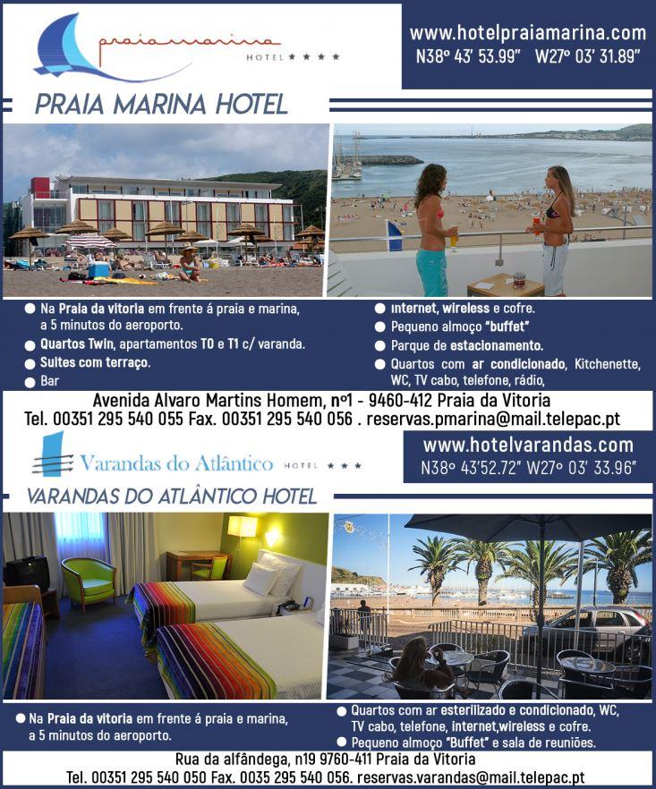 Hotel Praia Marina e Hotel Varandas do Atlântico