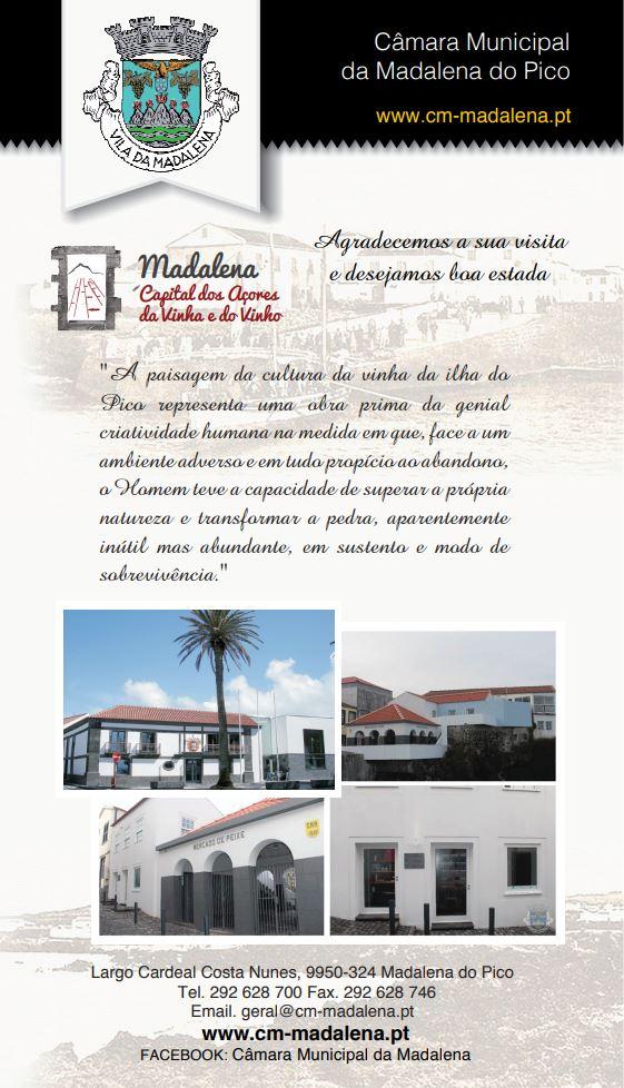 Câmara Municipal da Madalena