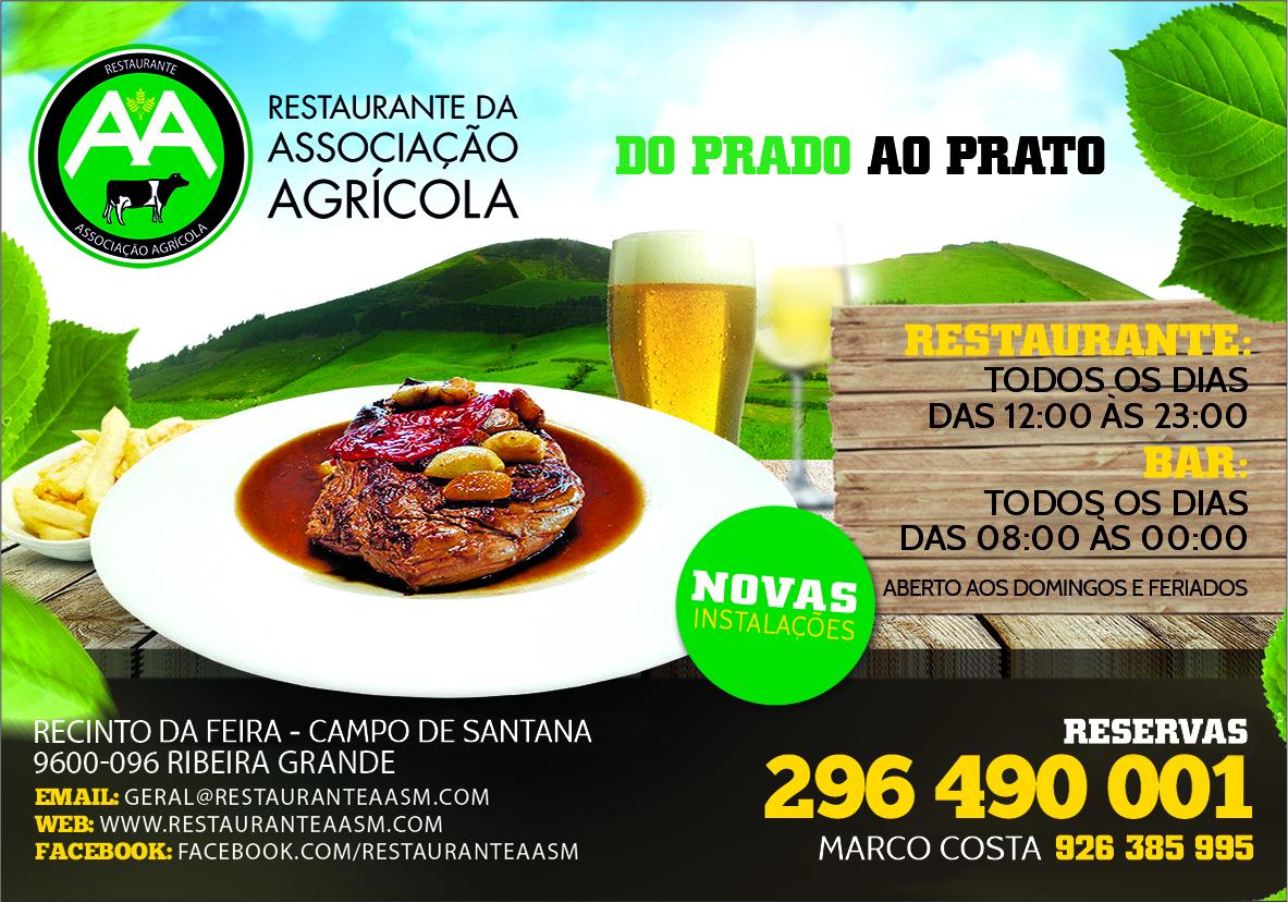 Restaurante da Associação Agrícola de São Miguel