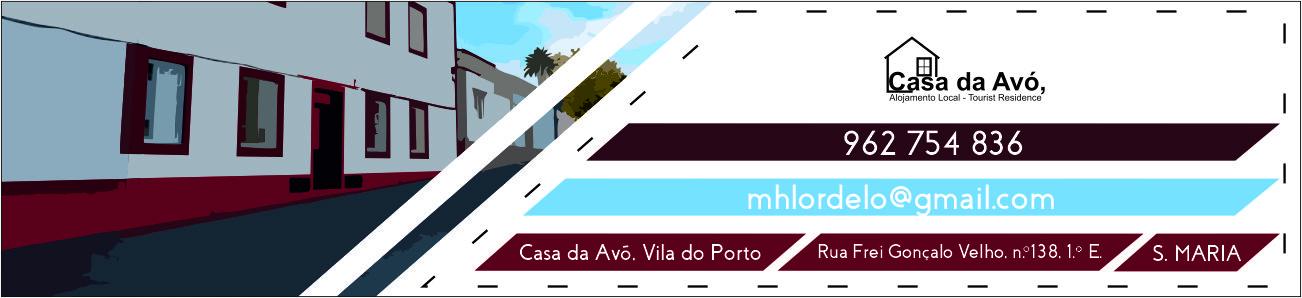 Casa da Avó – Vila do Porto