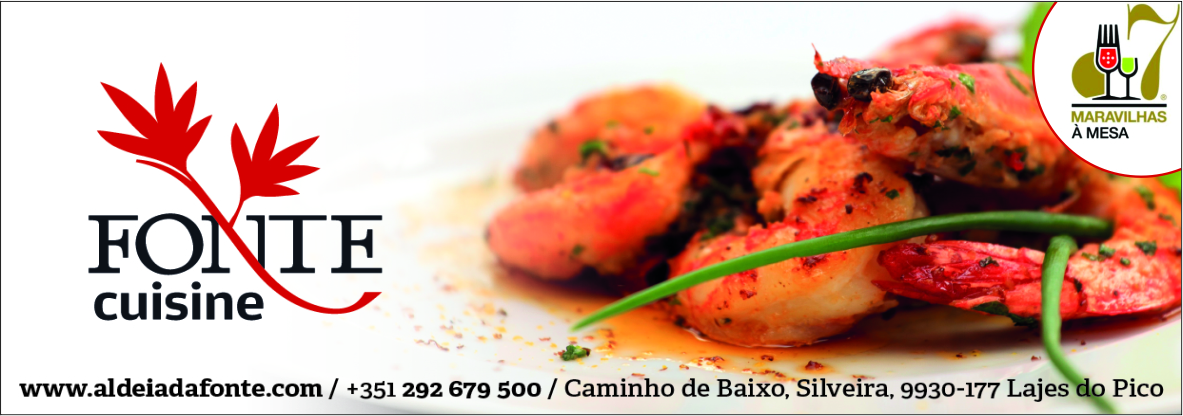 Restaurante Fonte Cuisine – Aldeia da Fonte