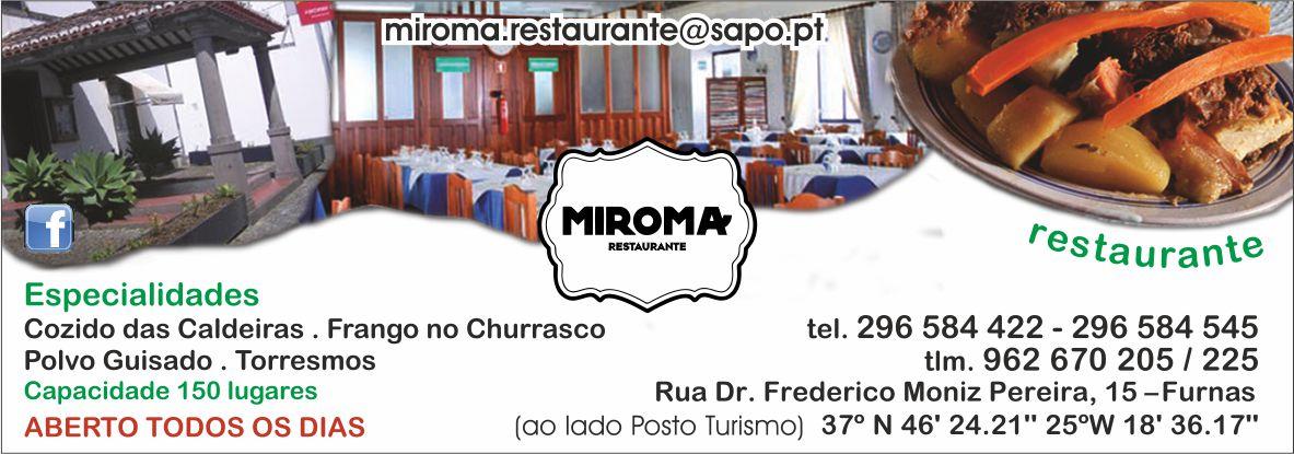 Restaurante Bar O Miroma