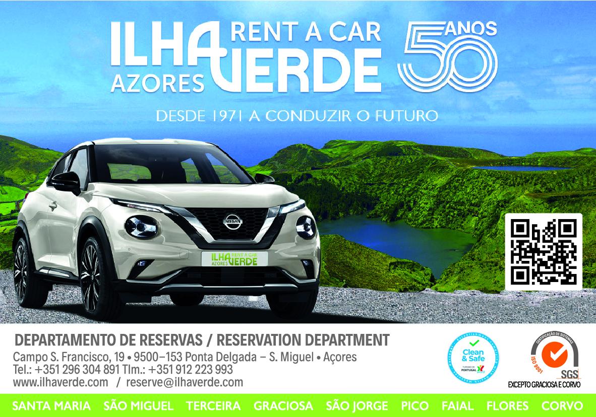 Ilha Verde Rent-a-Car (São Miguel)